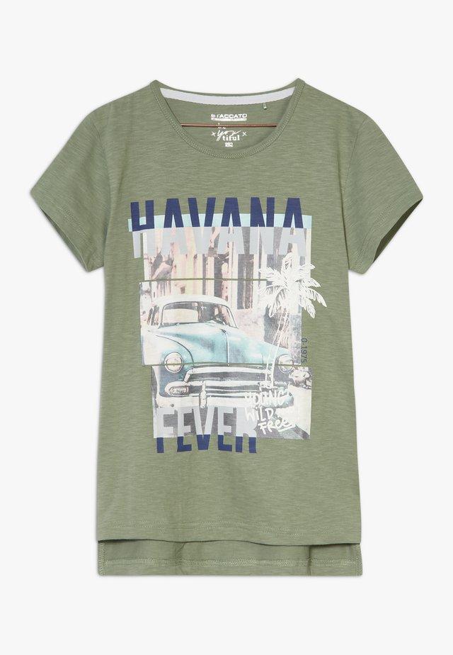 TEENAGER - T-Shirt print - leaf