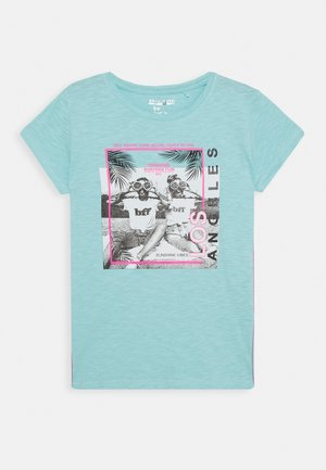 TEENAGER - T-shirt con stampa - pacific
