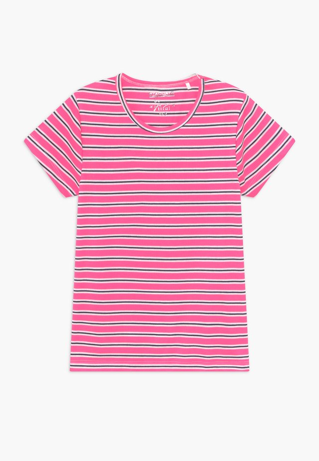BOXY TEENAGER - Camiseta estampada - pink