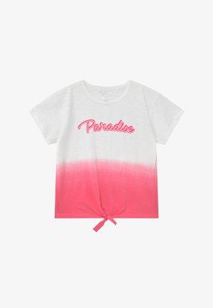 TEENAGER - Print T-shirt - pink