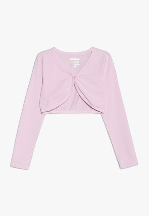 BOLERO - Cardigan - pastell rose