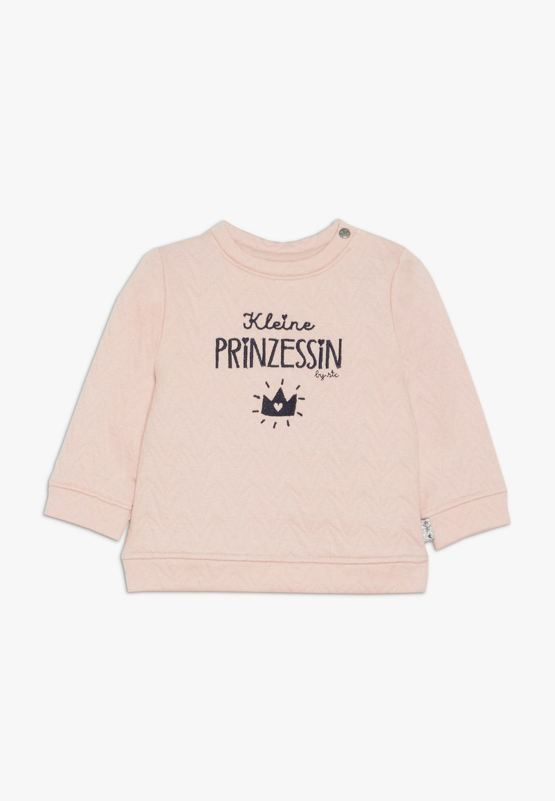 Staccato - BABY - Sweatshirt - light rose structure
