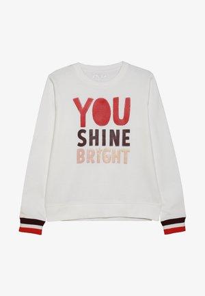 GIRL JUMPER TEENAGER  - Sweatshirt - offwhite
