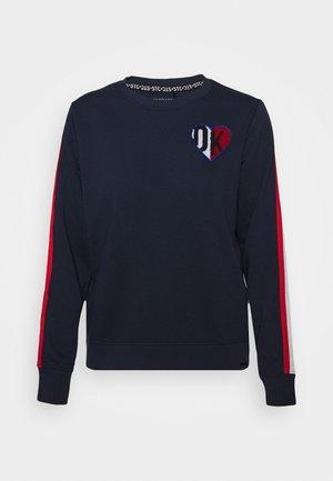 BOXY TEENAGER - Sweatshirts - marine