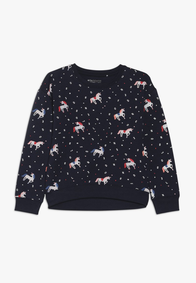 Staccato - KID - Sweater - navy
