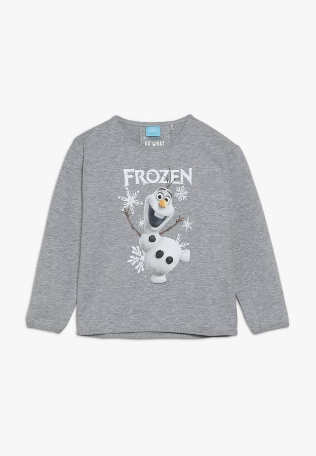 FROZEN KID - Bluza - grey melange