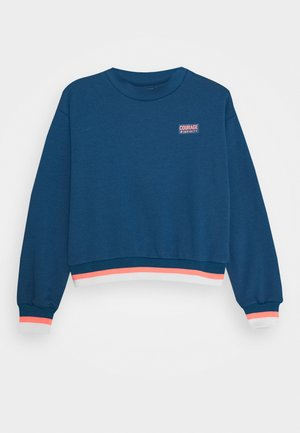 BOXY TEENAGER - Sweatshirt - deep petrol