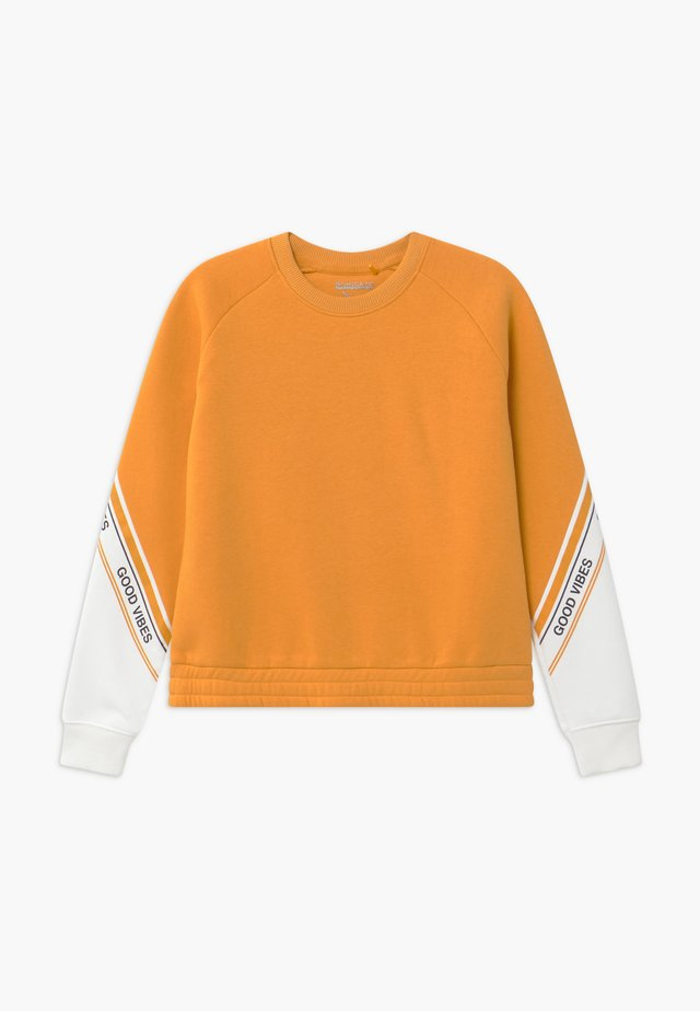 TEENAGER - Sweater - curry
