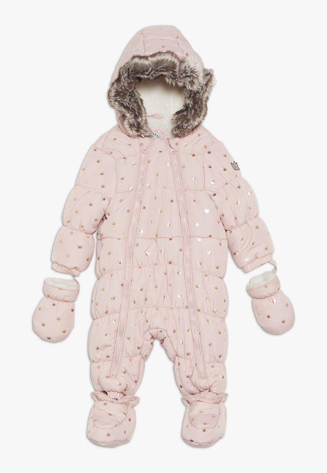 BABY - Schneeanzug - rose