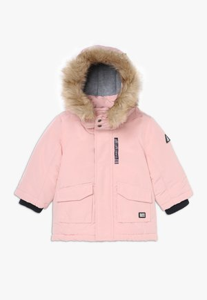 PARKA BABY - Winter jacket - powder rose