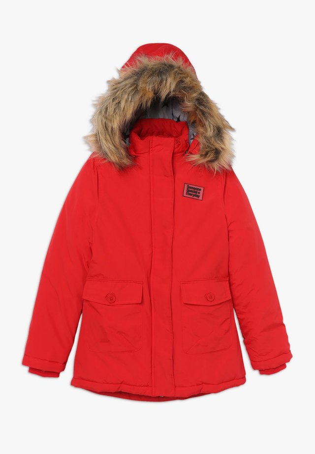 TEENAGER  - Zimní kabát - red