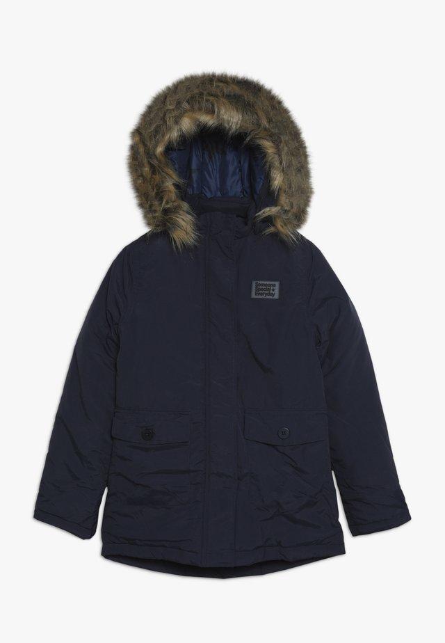 TEENAGER  - Winter coat - navy