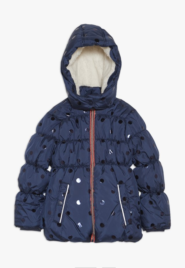 KID - Zimní bunda - dark marine