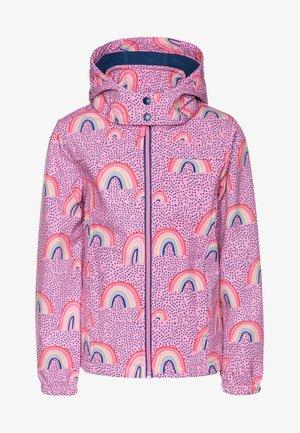 KID - Lehká bunda - soft pink