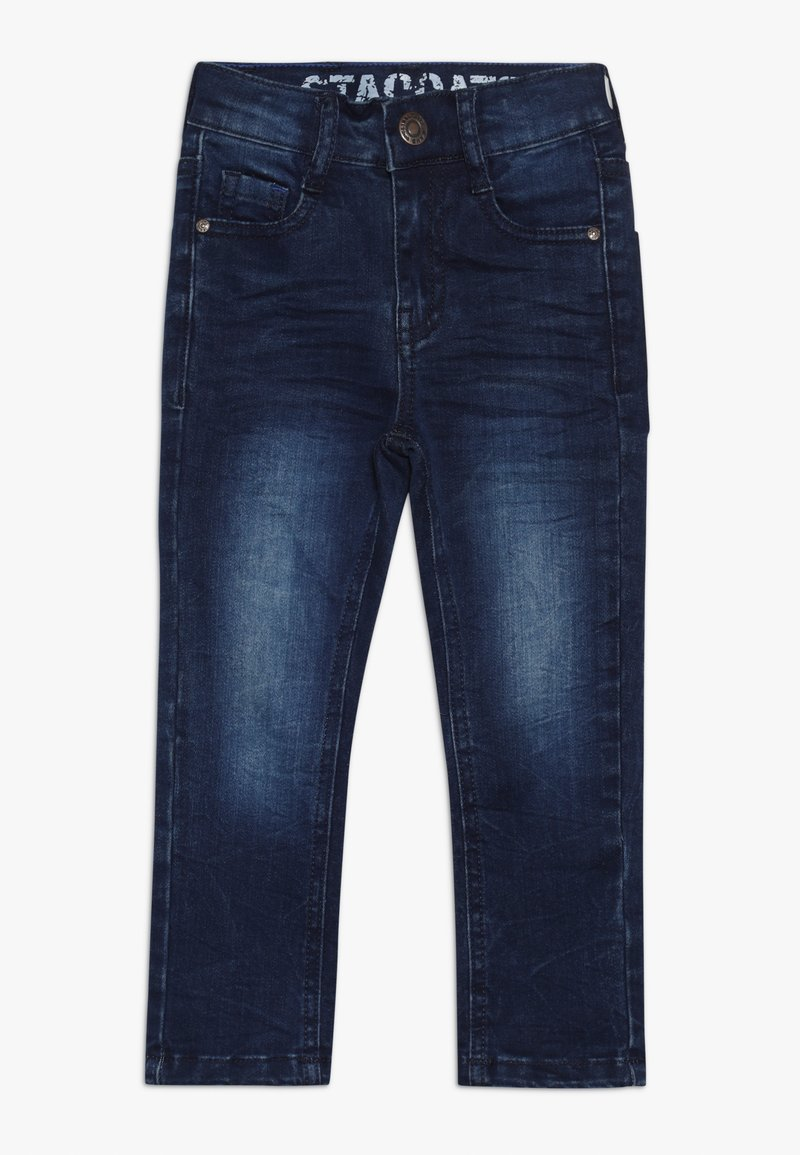 Staccato - Jeans Skinny Fit - dark blue denim