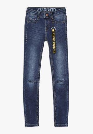 TEENAGER - Skinny džíny - blue denim