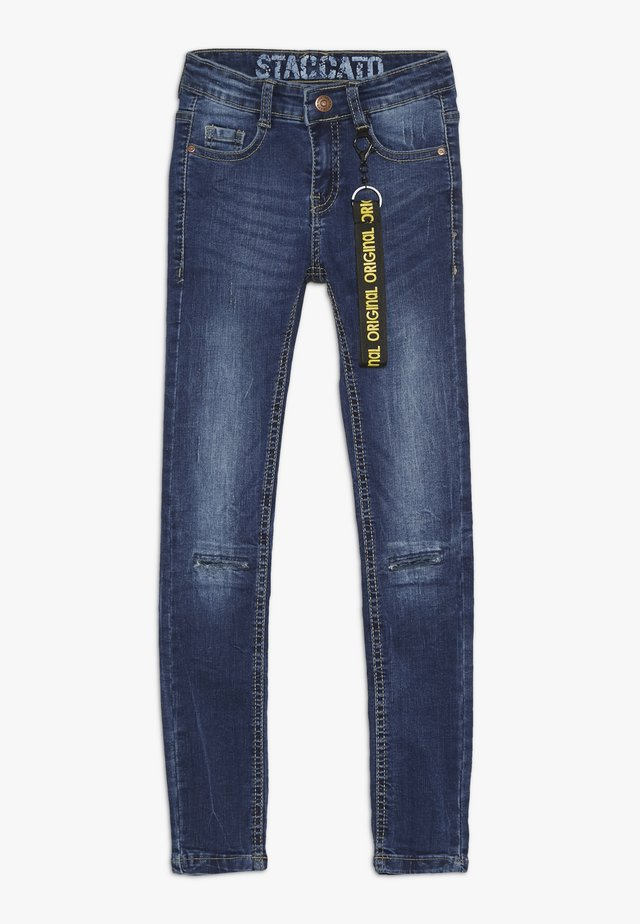 TEENAGER - Jeans Skinny Fit - blue denim