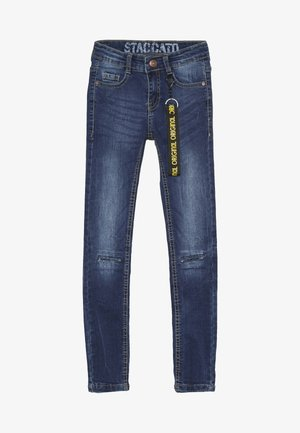 TEENAGER - Jeansy Skinny Fit - blue denim