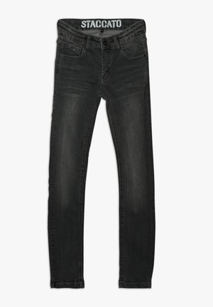 TEENAGER - Jeans Skinny Fit - grey denim