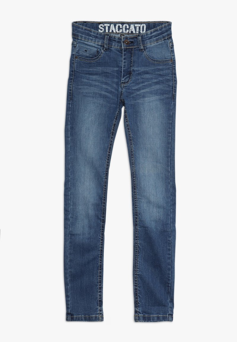 Staccato - TEENAGER - Jeans Skinny Fit - mid blue denim