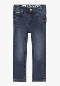 Staccato - KID - Jeans Skinny Fit - mid blue denim - 0