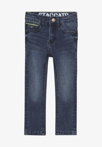 Staccato - KID - Jeans Skinny Fit - mid blue denim - 2