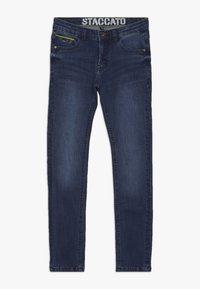 Staccato - TEENAGER - Skinny džíny - mid blue denim - 0