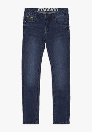 TEENAGER - Jeans Skinny Fit - mid blue denim
