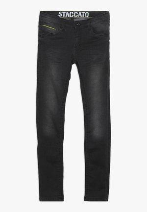TEENAGER - Jeans Skinny Fit - black denim