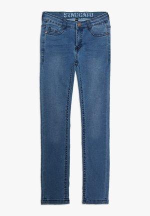TEENAGER - Slim fit jeans - light blue denim