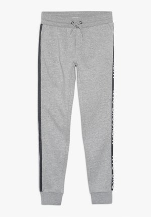 TEENAGER - Pantalon de survêtement - light grey melange
