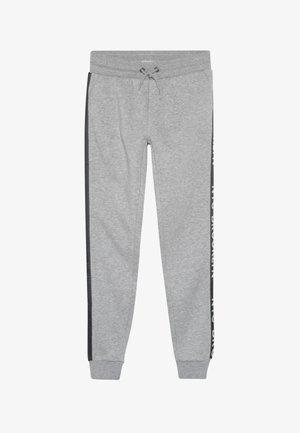 TEENAGER - Tracksuit bottoms - light grey melange