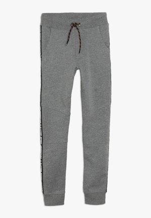 KID - Teplákové kalhoty - anthra melange