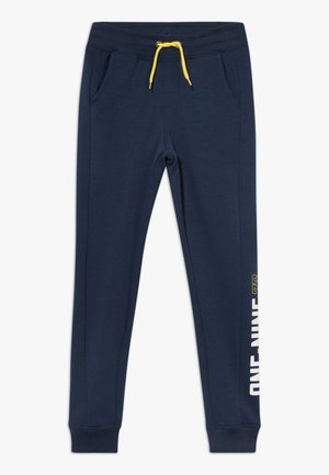 TEENAGER - Pantalon de survêtement - navy