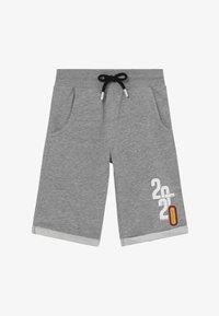 Staccato - KID - Pantalones deportivos - grey melange - 2