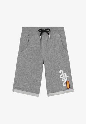 KID - Teplákové kalhoty - grey melange