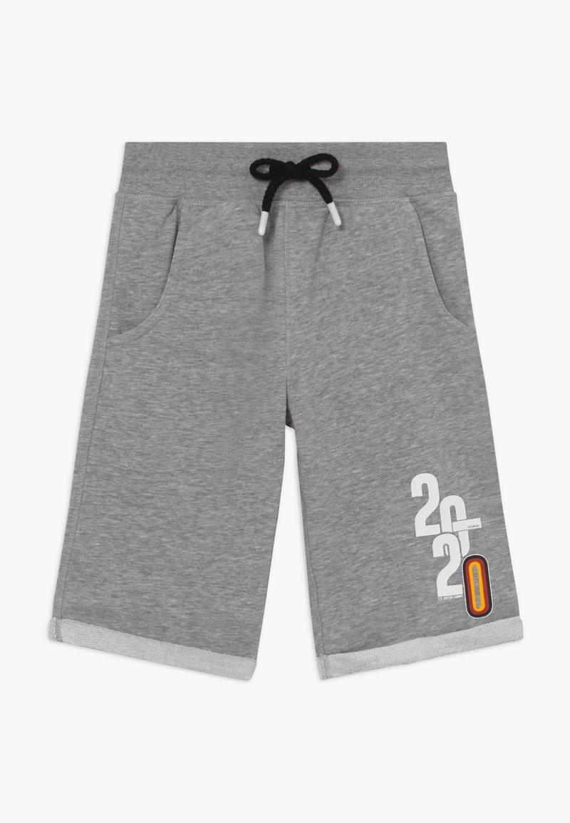 Staccato - KID - Pantalones deportivos - grey melange