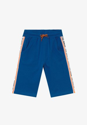 BERMUDAS KID - Teplákové kalhoty - blue/orange/white