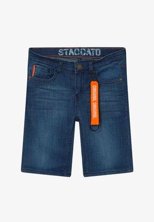 BERMUDAS TEENAGER - Short en jean - blue denim