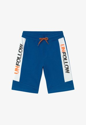 TEENAGER - Teplákové kalhoty - blue/orange