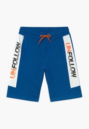 TEENAGER - Pantalon de survêtement - blue/orange