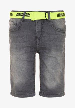 BERMUDAS TEENAGER - Jeansshort - grey denim