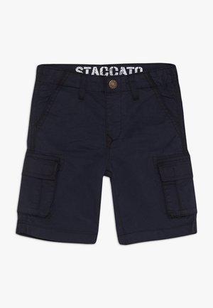 BERMUDAS KID - Cargo trousers - dark tinte
