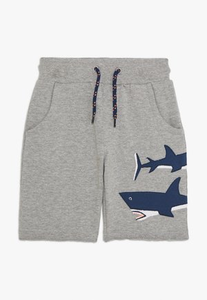 BERMUDAS KID - Pantalon de survêtement - grey melange