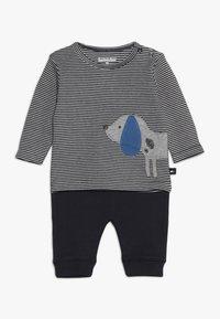 Staccato - BABY SET - Kalhoty - dark blue - 0