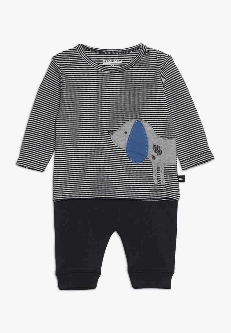 Staccato - BABY SET - Kalhoty - dark blue