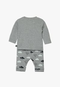 Staccato - BABY SET - Trousers - mottled grey - 1