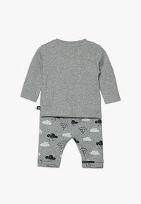Staccato - BABY SET - Broek - mottled grey - 1