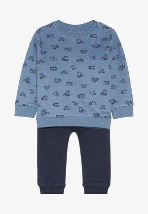 BABY SET - Kalhoty - blue