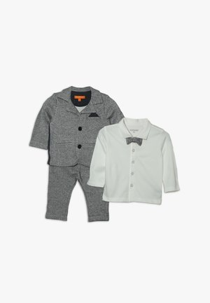 BABY SET - blazer - grey